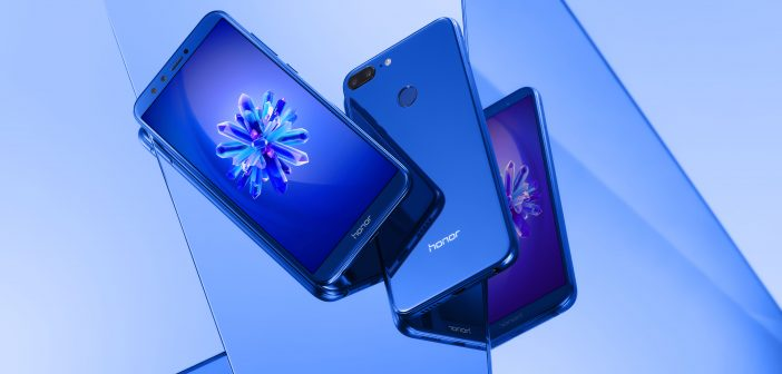Honor 9 Lite Launches With New Quad-lens Camera