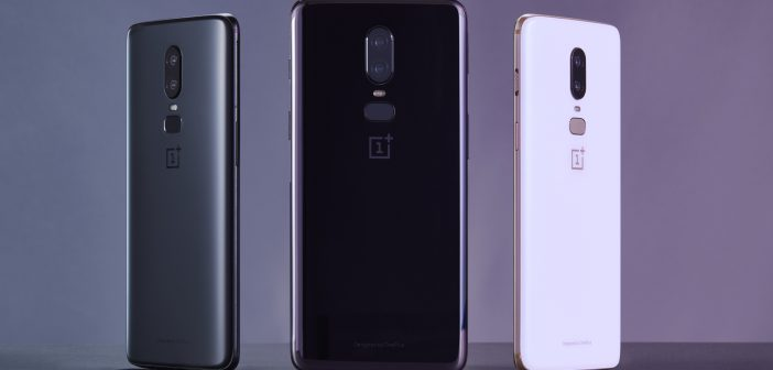 OnePlus 6 Launched and Unboxed