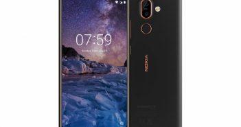 Nokia 7 Plus unboxing