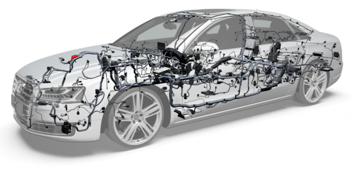 Audi Technology Leaving The Competition in The Rear View
