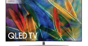 Samsung QE55Q8C 4K TV