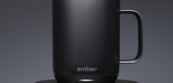 Ember, the World's First Temperature Control Mug, Launches in UK alongside integration with Apple Health App
