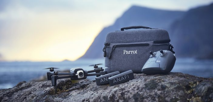 Parrot ANAFI Extended Is The Drone Package You Need