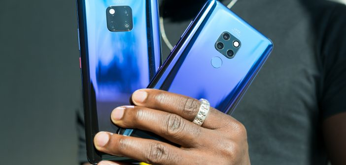 Huawei Mate 20 Pro Review – Best Smartphone All-Round