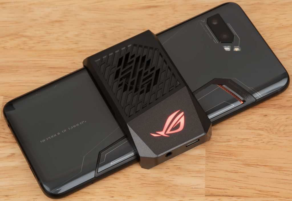 ASUS Rog Phone 2 with Snapdragon 855 Plus