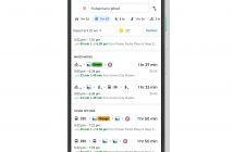 Transit Directions Paired With Biking And Ridesharing Coming To Google Maps