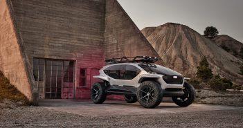 Audi AI:TRAIL quattro