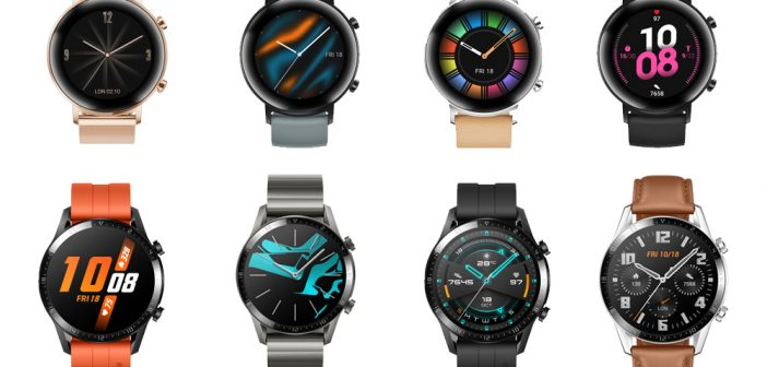 """HUAWEI WATCH GT 2 Launched with """"Powerful"""" and Upgraded Fitness Experience"""