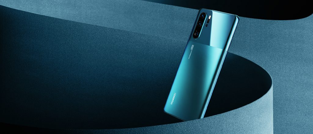 New HUAWEI P30 Pro (Mystic Blue)
