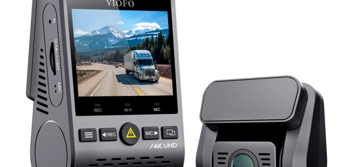 "VIOFO introduces the ""ultimate motoring partner"", the A129 Pro Duo 4K dash cam with Wi-Fi transfer"