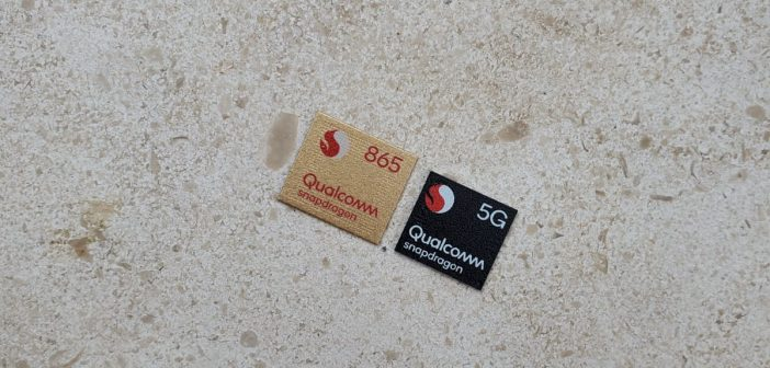 Qualcomm Snapdragon 765G and 865