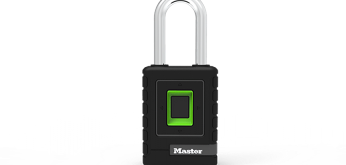 Master Lock Biometric padlock