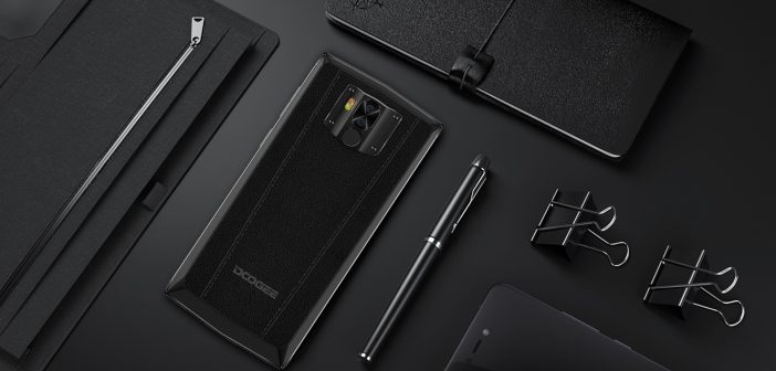 DOOGEE introduces the N100 smartphone with a huge 10,000 mAh battery