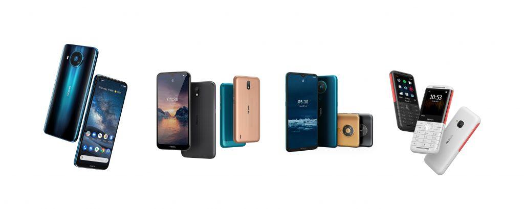 Nokia 2020 Lineup