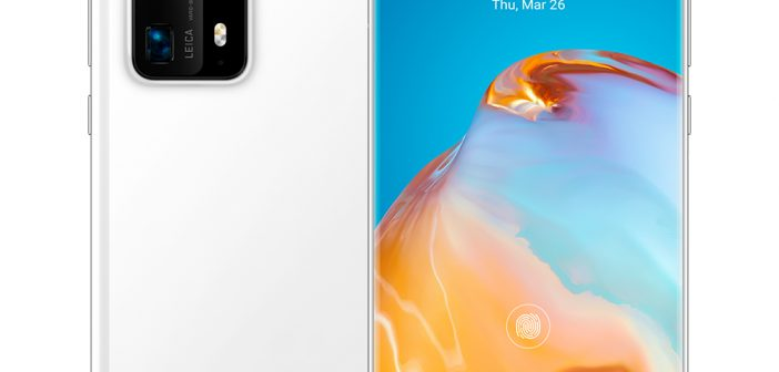 Huawei Announces Launch Date For P40 PRO+