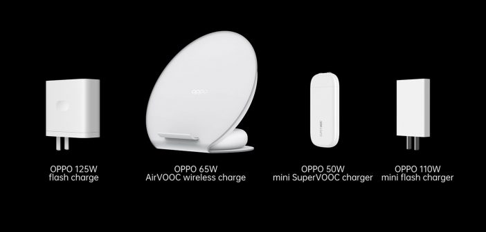 OPPO Fast charge
