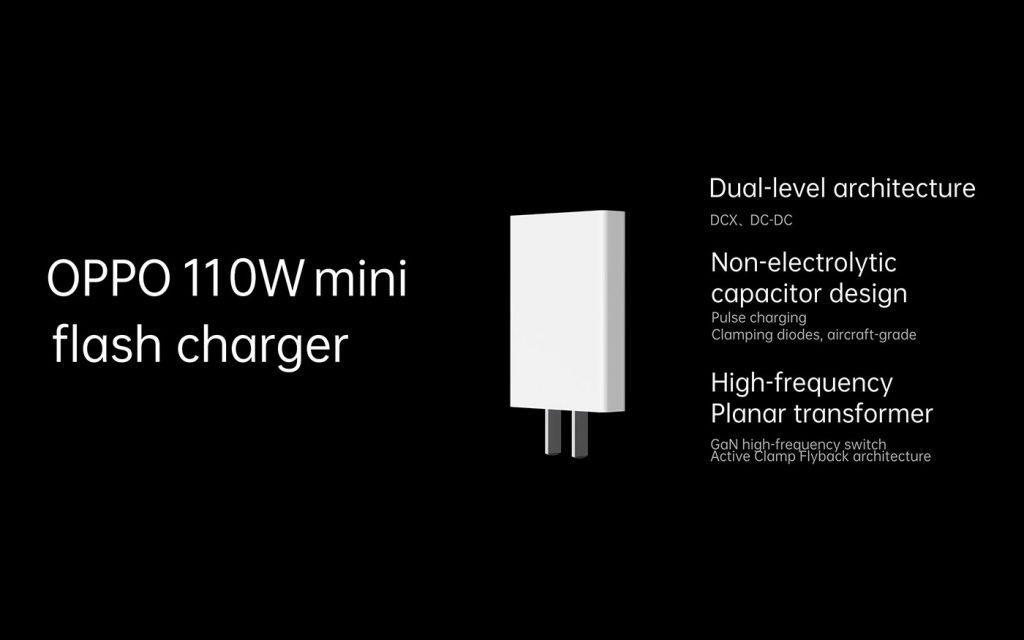 110W mini flash charger