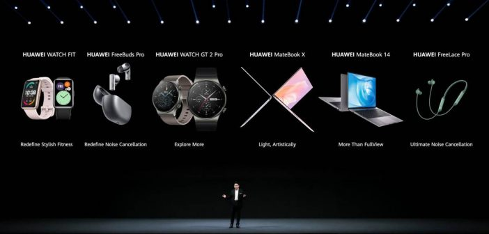 Huawei Expands Its Product Portfolio With Six New Products