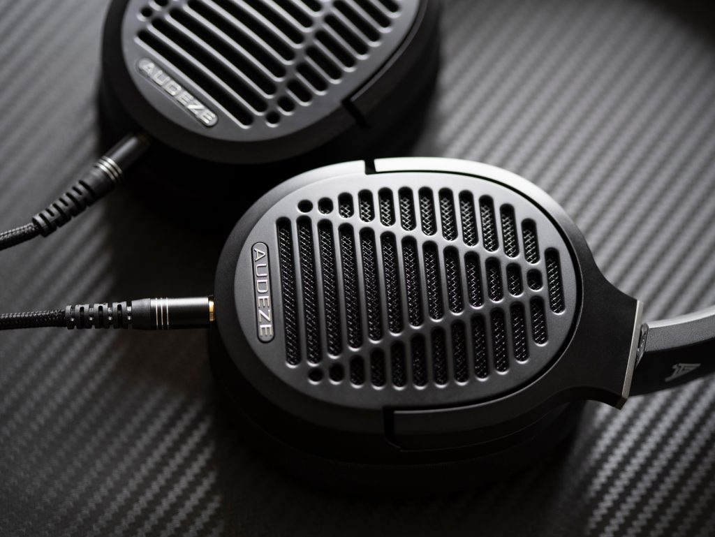 Audeze LCD-1 Close