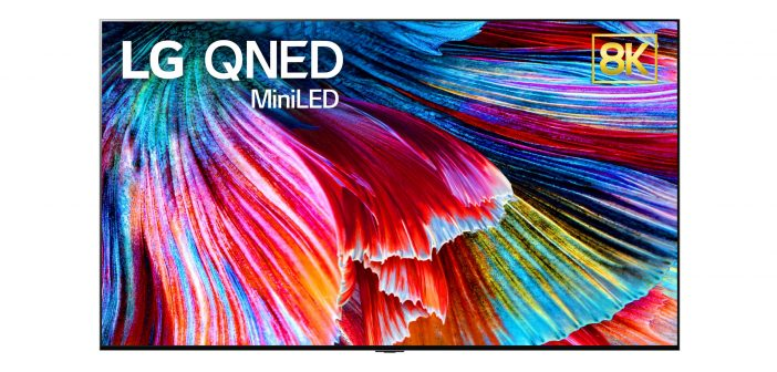 LG To Unveil Its First QNED Mini LED TV At Virtual CES 2021