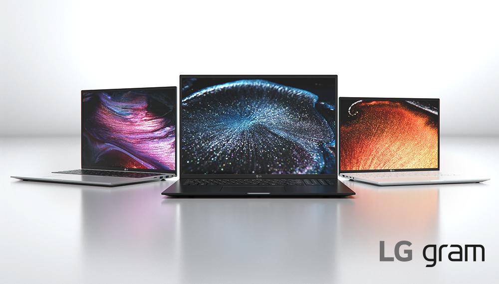 2021 LG gram Lineup