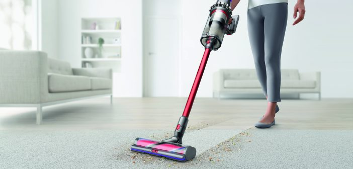 New Dyson V11 Outsize cord-free Vacuum, A Bigger Machine For Bigger Homes