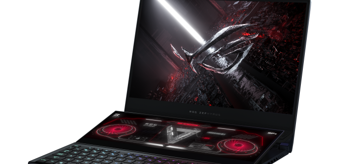 ROG Zephyrus Duo 15 SE (GX551) Launched With More Power and Better Display