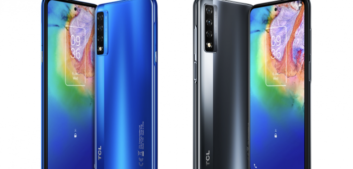 TCL introduces all-new TCL 20 Series smartphone at CES 2021