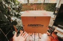 Abarth VR Test Drive Delivery