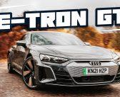 New Audi e-tron GT Quattro Vorsprung EV First Impressions