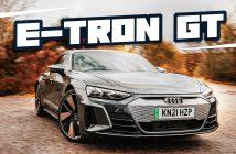 Audi e-tron GT Quattro Vorsprung