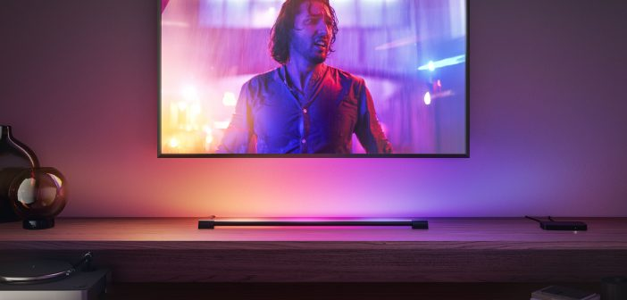 New Philips Hue Products and Innovations Blend Light, Colour and Sound
