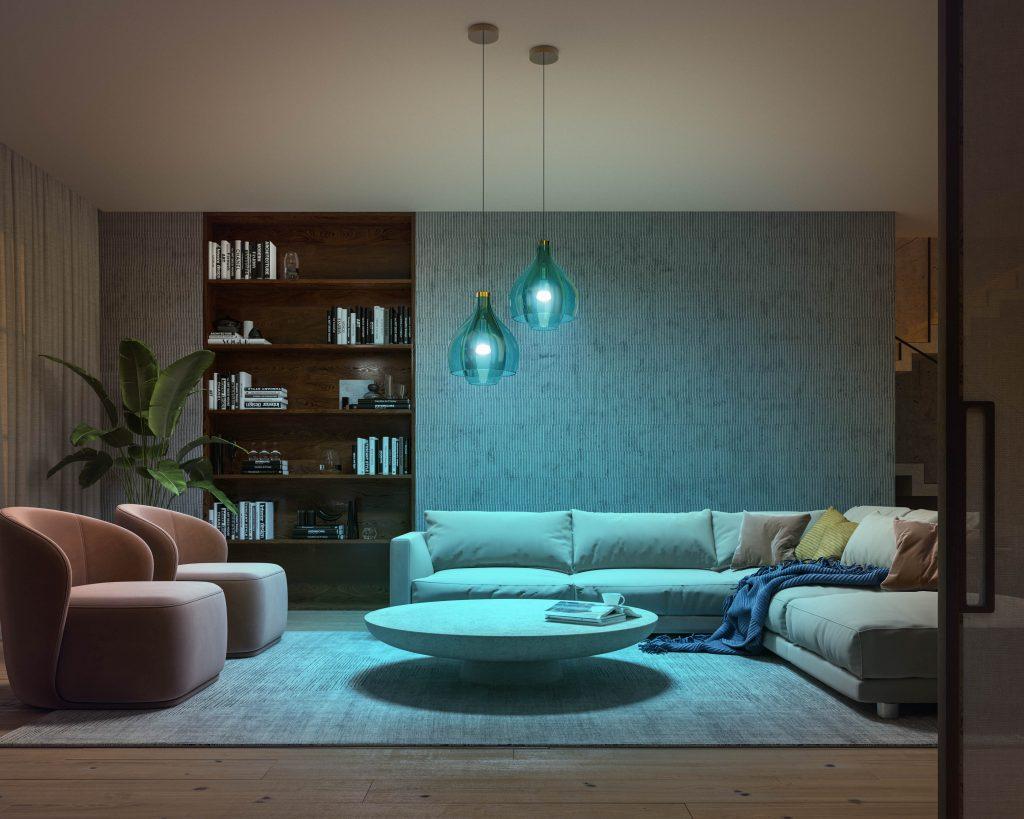 Philips Hue Filament bulbs